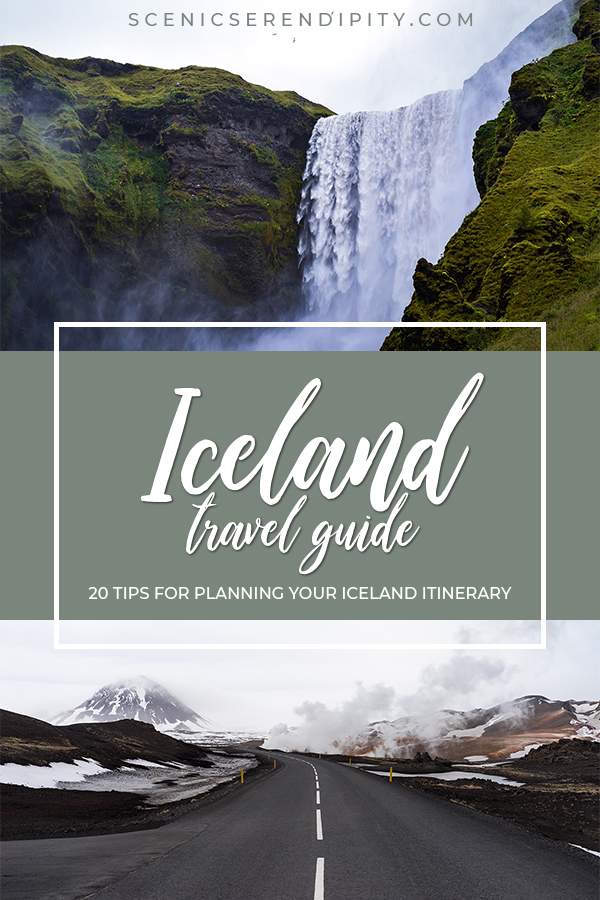 Iceland Travel Guide: 20 Tips For Planning Your Iceland Itinerary