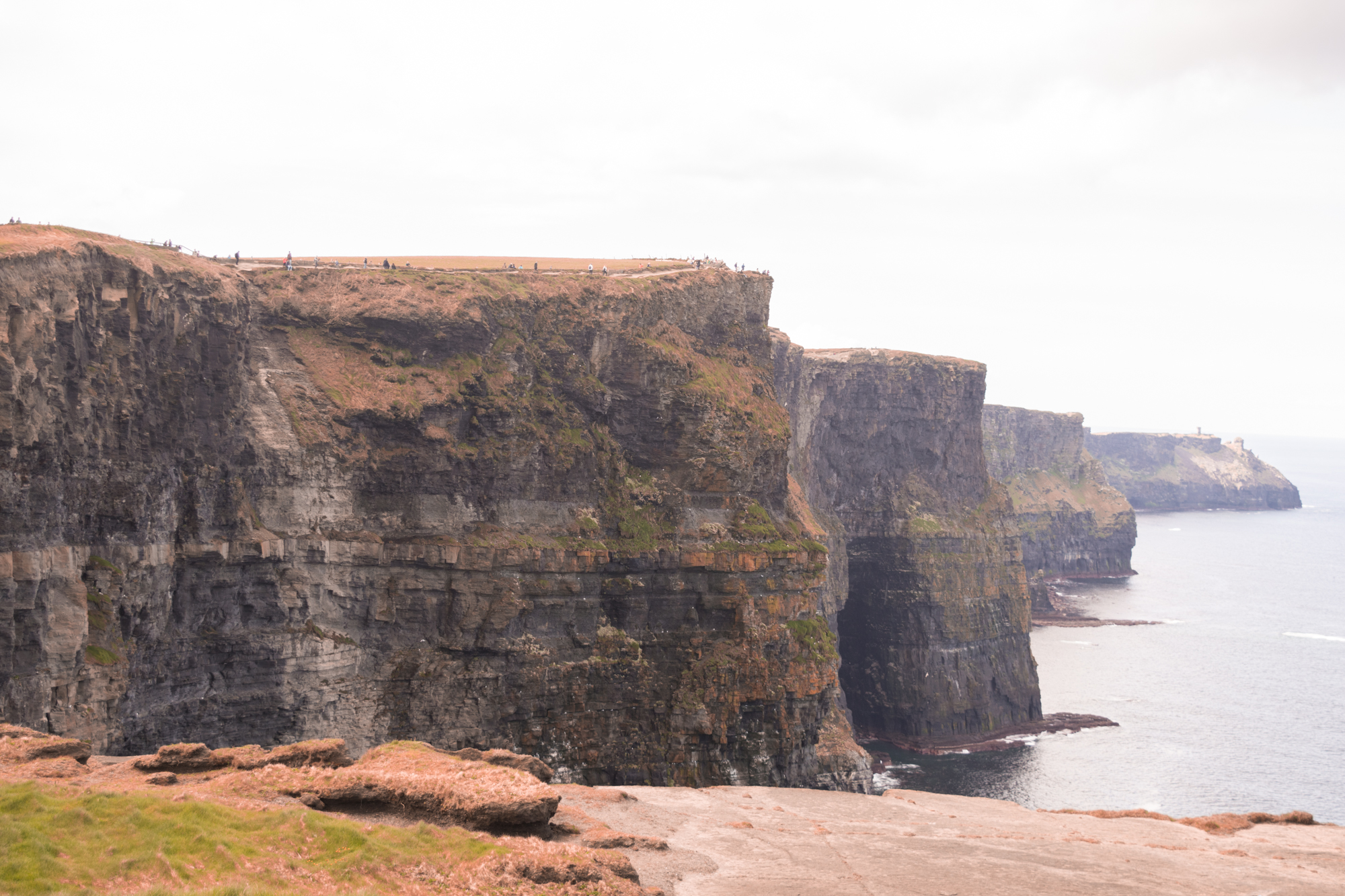 Visit the beautiful Cliffs of Moher with Irish Day Tours.